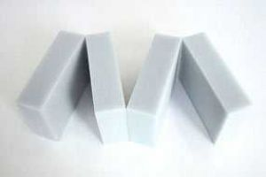 Gray Color Melamine Sponge, Magic Sponge, Eraser Sponge (OMS02)r
